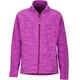 Marmot Girls Lassen Fleece Jacket Neon Berry